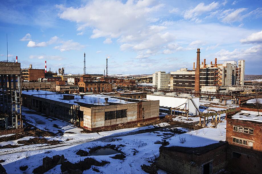 За годы простоя на территории «Химпрома» появились арендаторы и собственники.