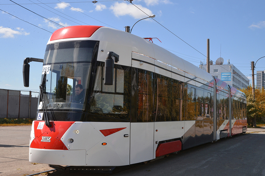 Предполагается, что трамвайная линия охватит часть территории Уктуса Левобережного, пройдёт по улице Щербакова, через микрорайон Светлый.