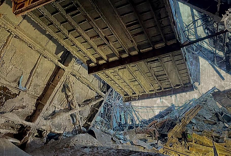 Во время обрушения на Норильской обогатительной фабрике погибло три человека.
