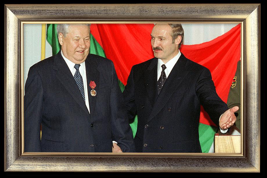 Приструнить Александра Григорьевича брался в своё время Борис Николаевич.