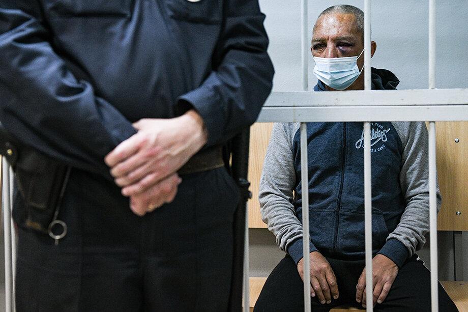 В ходе судебного заседания Сергей Болков признал свою вину.