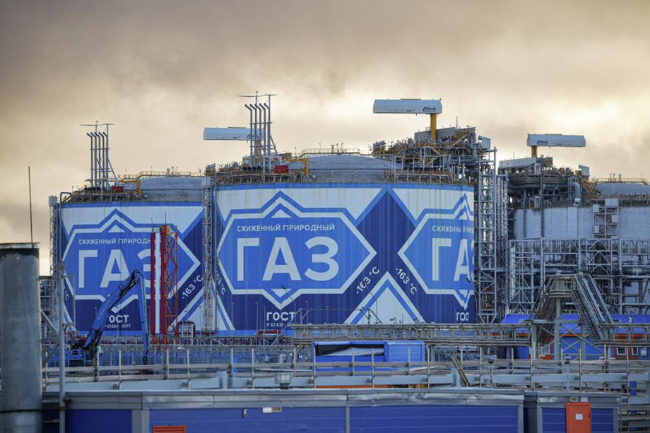 Запуск четвёртой линии «Ямал СПГ» изначально планировался на конец 2019 года.