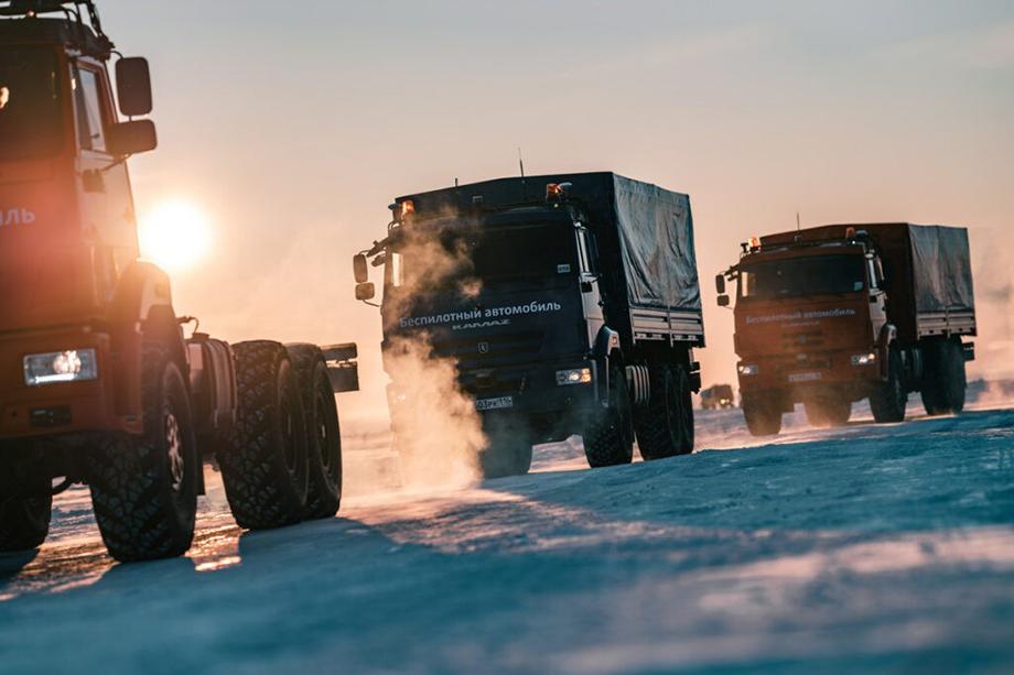«Газпром нефть» ожидает, что беспилотники на 15 процентов сократят себестоимость перевозок.