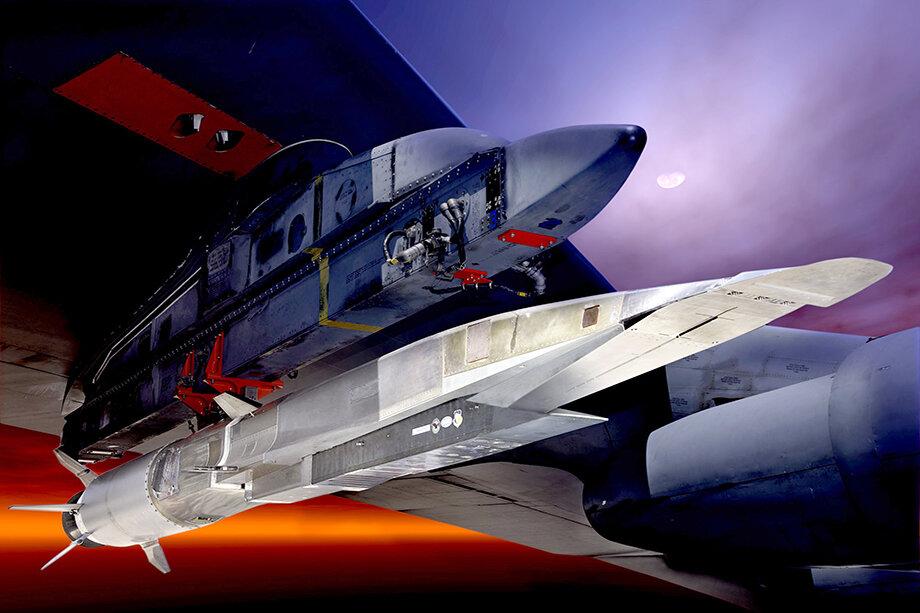 Американский аналог «Остроты» – ракета X-51A Waverider, создаваемая корпорацией Boeing.