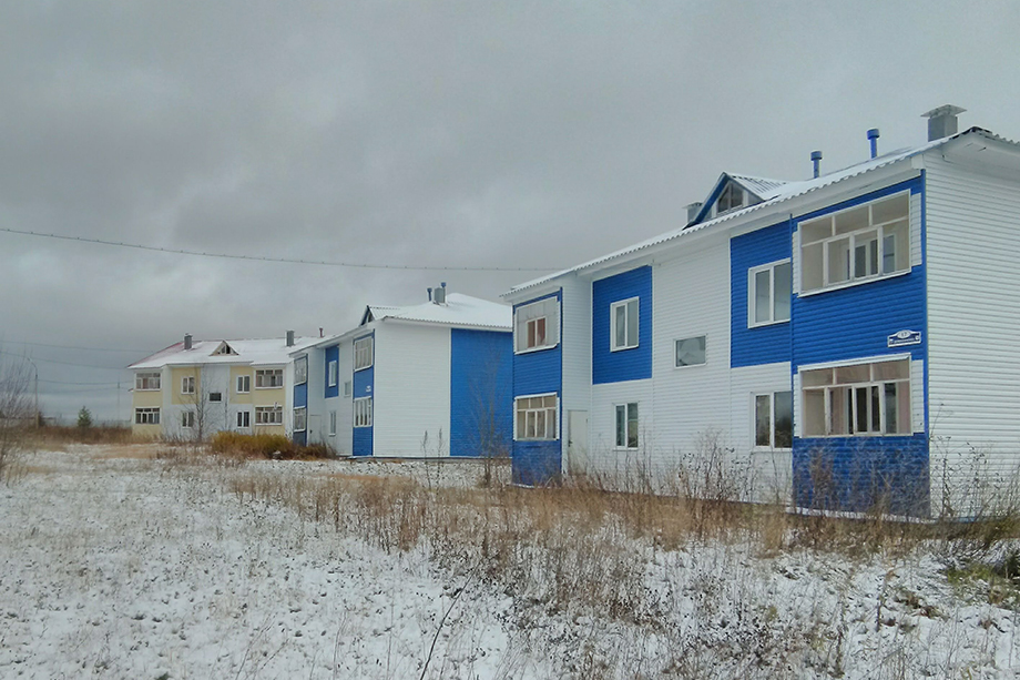 Микрорайон, состоящий из малоэтажных формальдегидных домов, появился на правом берегу Березников в 2009 году.