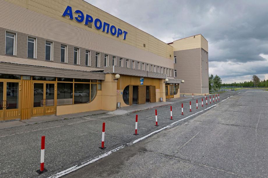 Доехать до аэропорта можно будет в объезд по участку ул. Магистральная – Карамовская.