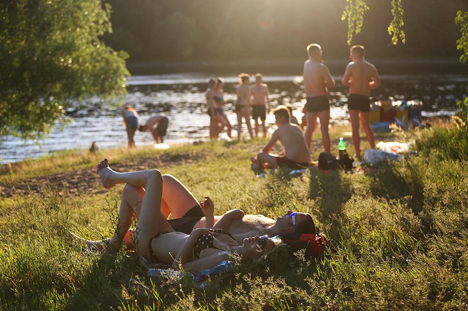 В администрации Екатеринбурга сообщили, что в городе нет пляжей, подконтрольных муниципалитету.