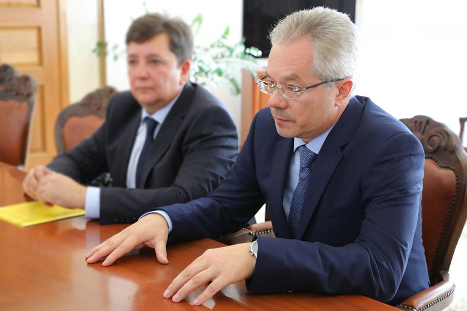 Министром транспорта и дорожного хозяйства Башкирии стал Александр Булушев.