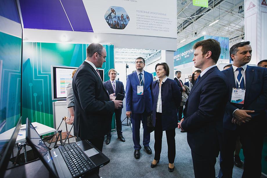 В Ханты-Мансийке состоится XII международный IT-форум c участием стран БРИКС и ШОС.