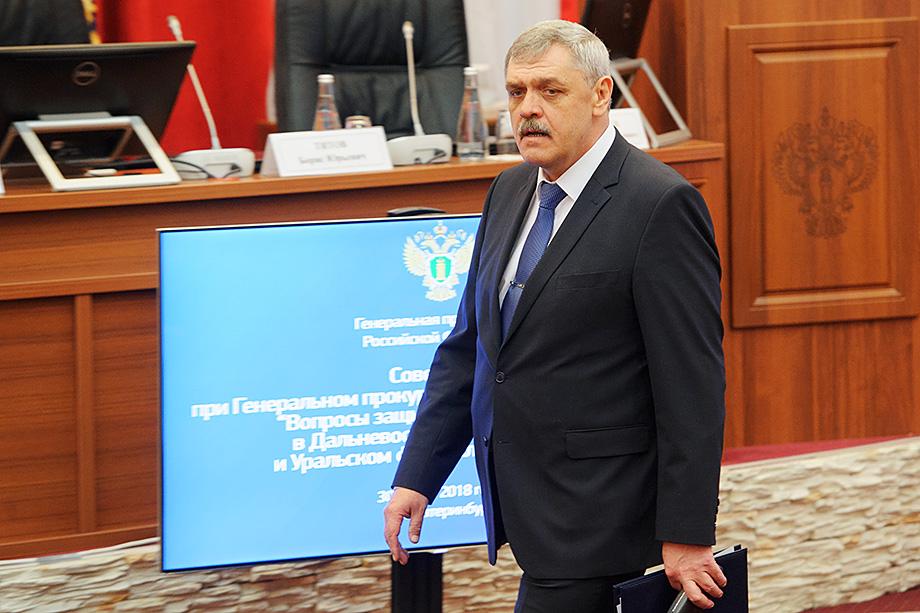 Ситников связывает бесконечные проверки своих компаний с конфликтной ситуацией с прокурором Александром Герасименко.