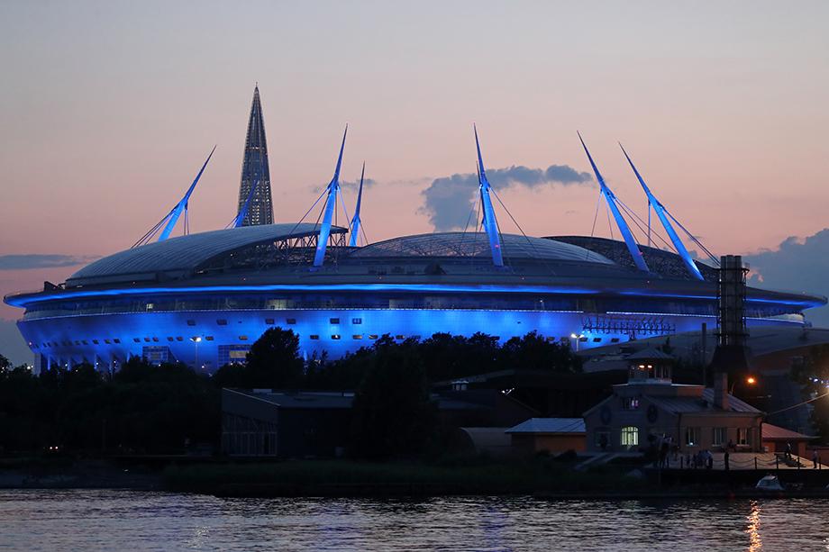 Санкт-Петербург – единственный российский город, в котором пройдут матчи ЧЕ-2020. Состоятся они на поле «Газпром Арены».
