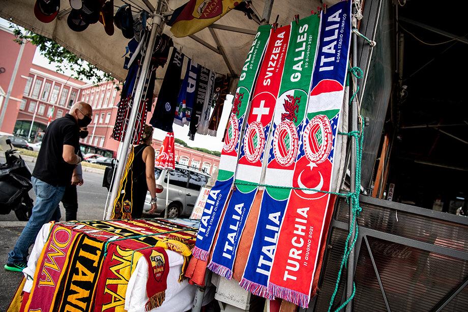Италия встречает EURO-2020 во всеоружии – футбол один из любимых видов спорта итальянцев.