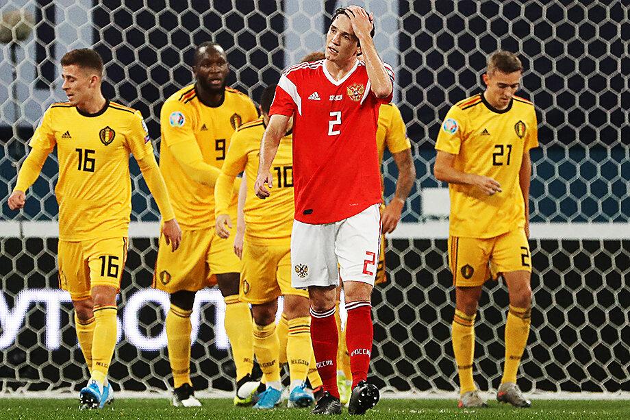 Сборные России и Бельгии пересекались между собой семь раз, и ни разу россиянам не удавалось добиться победы.