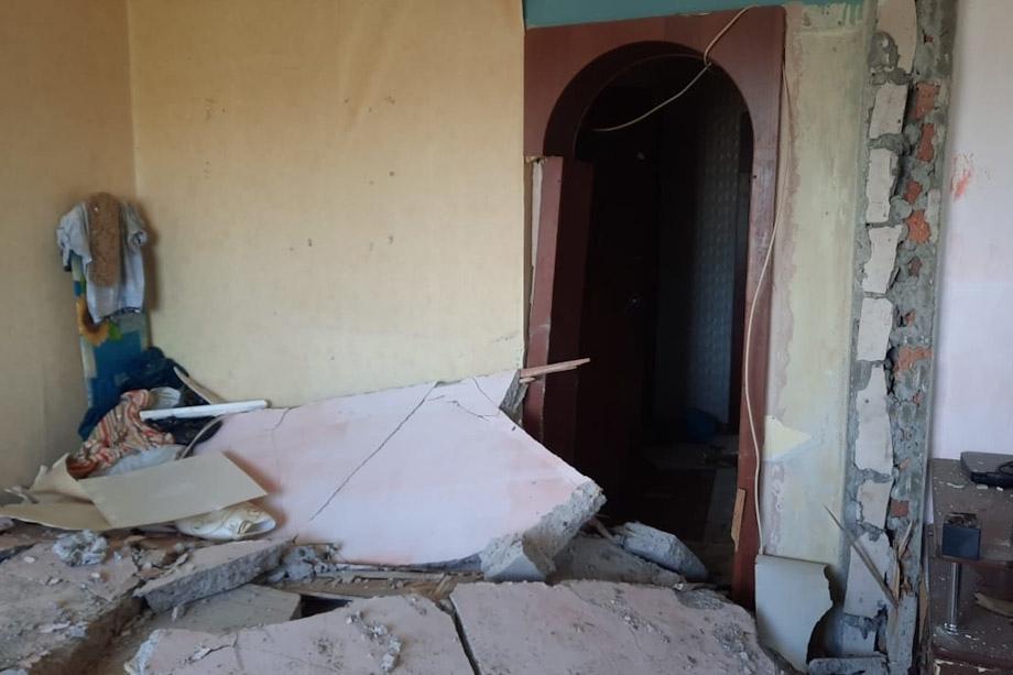В Челябинской области один человек пострадал в результате хлопка газа в пятиэтажке.