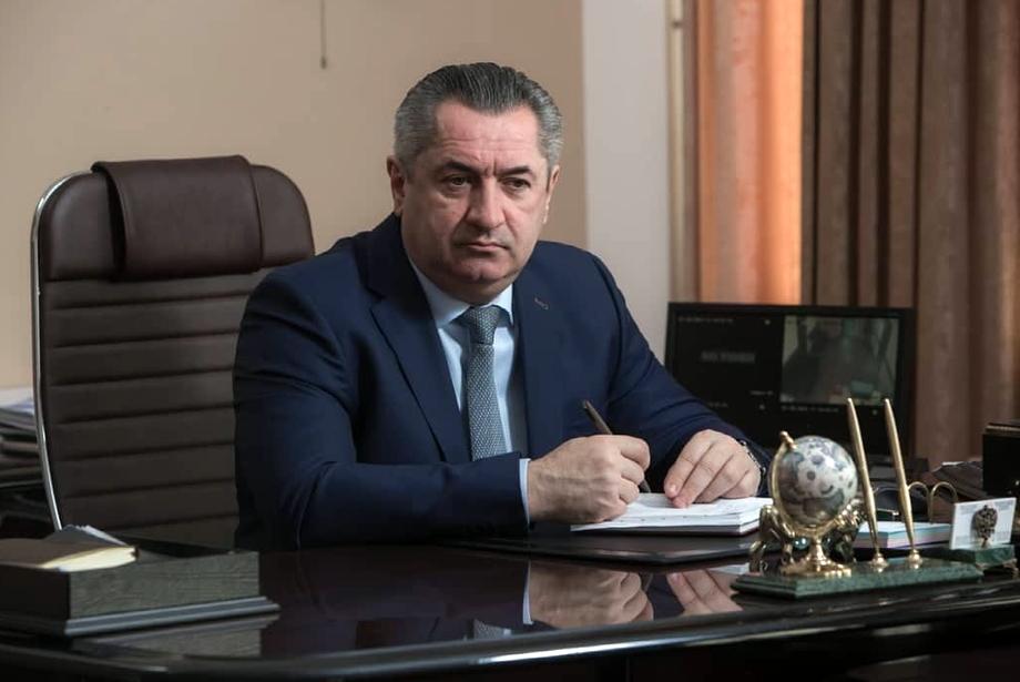Алан Марзаев назначен и. о. министра ЖКХ Башкирии.
