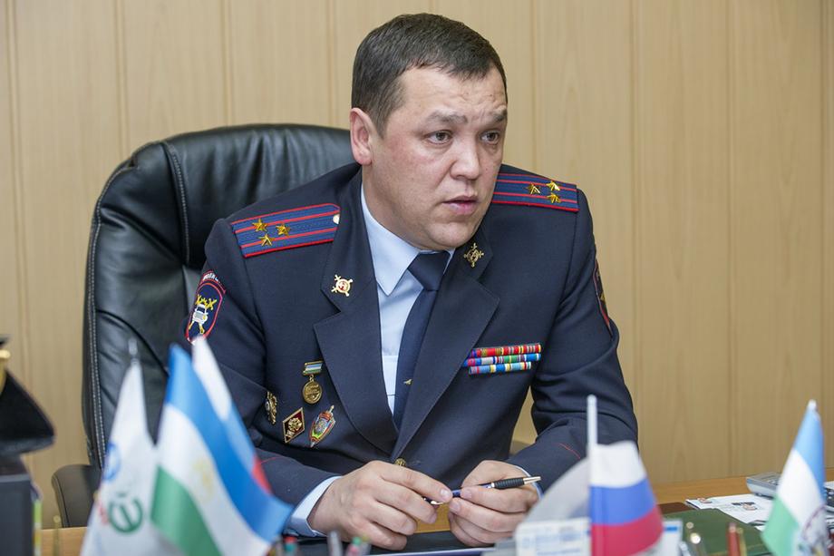 Динар Гильмутдинов будет баллотироваться в Госдуму от Башкирии.