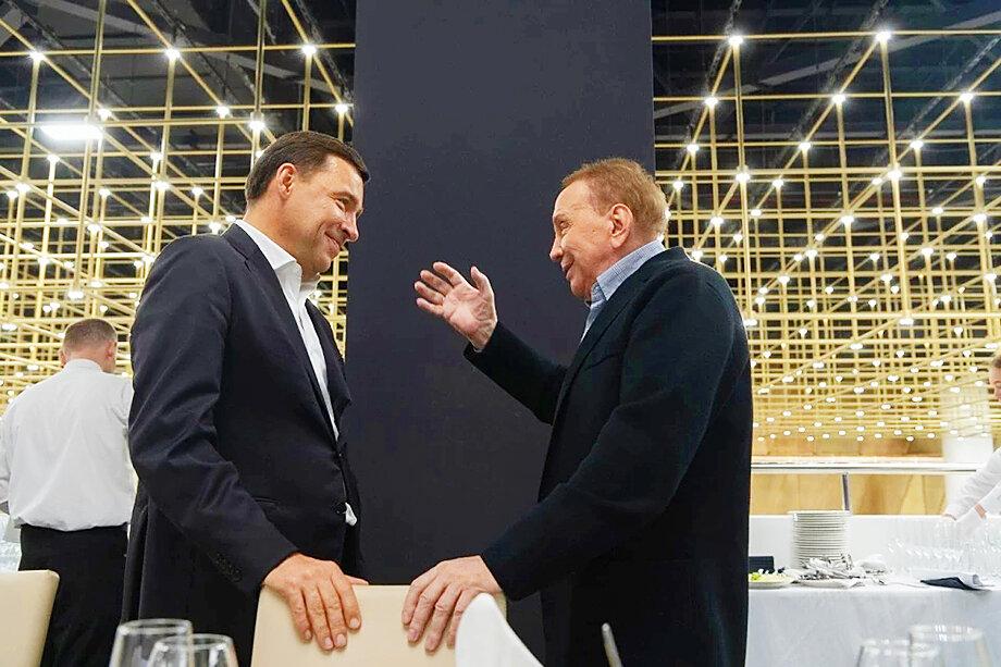 Встреча выпускников КВН пройдёт в Екатеринбурге второй раз, и это результат личных переговоров Куйвашева с Масляковым.
