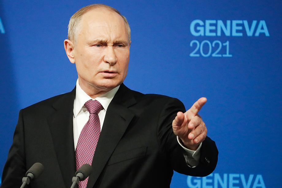 Путин разъяснил суть нарушений российских законов со стороны «пострадавших»: Навальный «знал на что шёл, когда нарушал нормы об условном наказании».