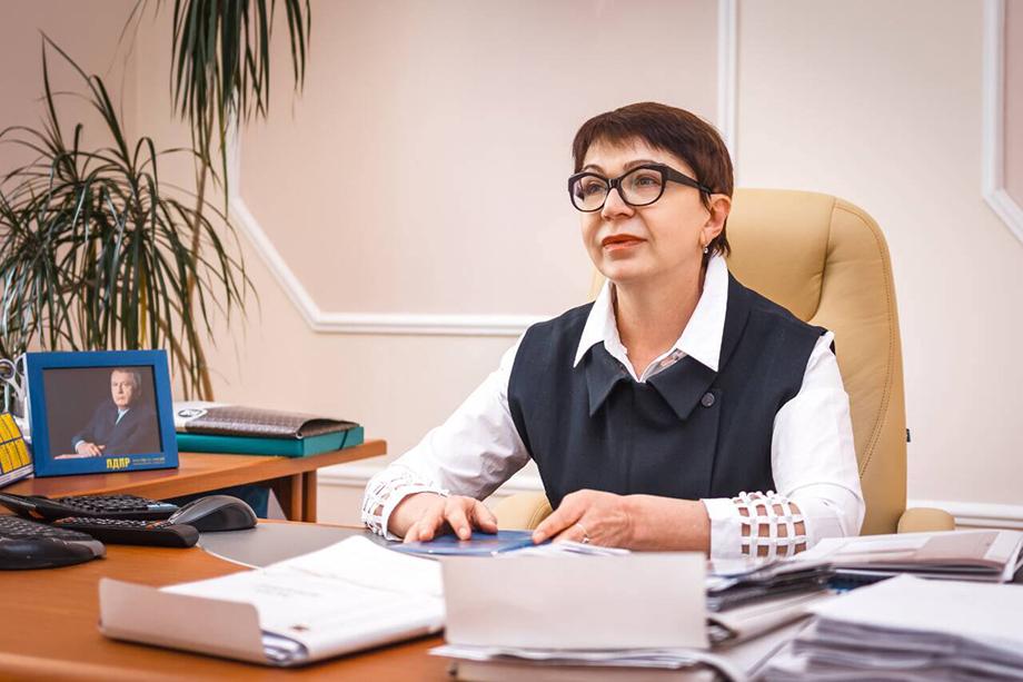 Первое место: Светлана Шабельникова.