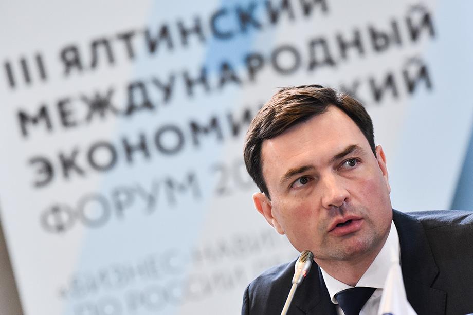 Третье место: Олег Свешников.