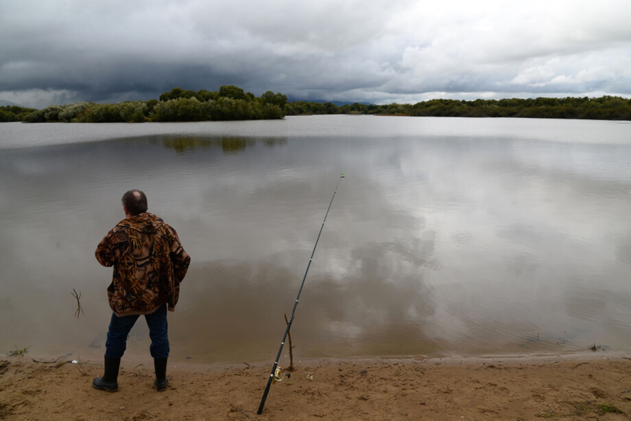 Ловля рыбы – это для местного населения способ выжить. Так было всегда.