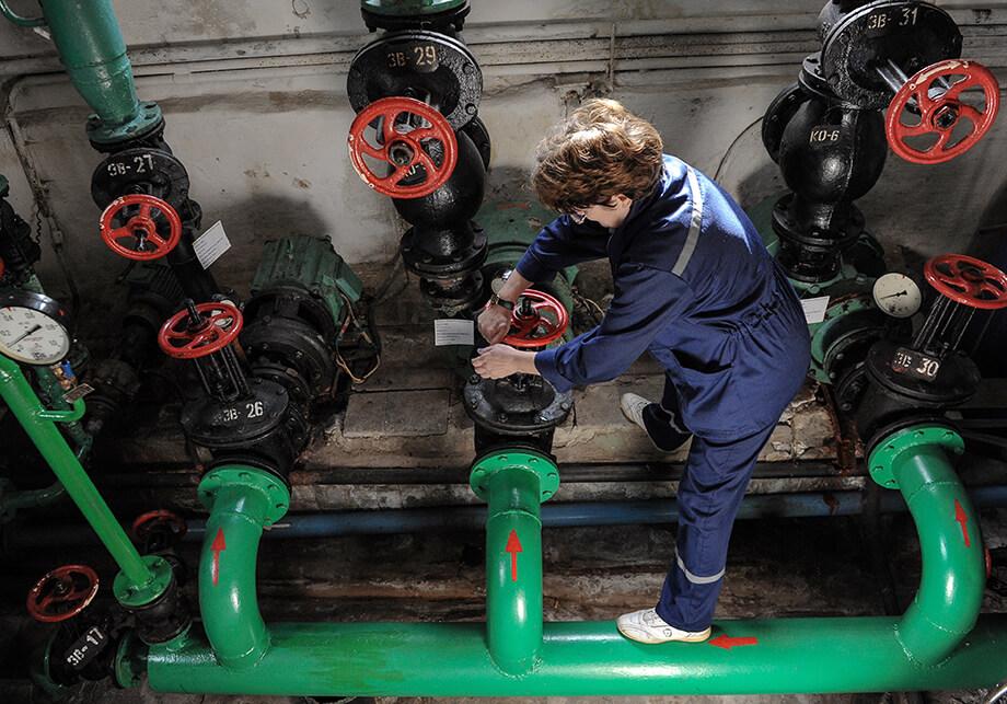 Важно соблюдать установленные технологические режимы, чтобы избежать потерь энергии.