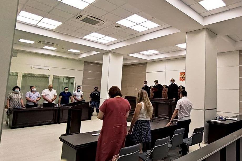 Верховный суд Башкирии вынес обвинительный приговор бывшим полицейским по делу об изнасиловании дознавательницы.