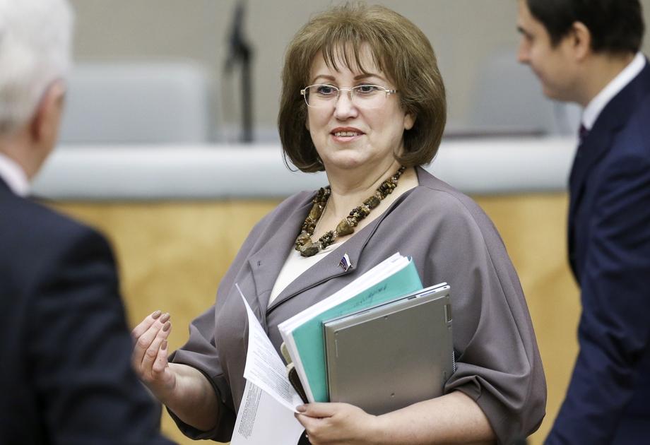 Вера Ганзя запомнилась избирателям непримиримой активной позицией по бюджету в составе профильного комитета Госдумы.