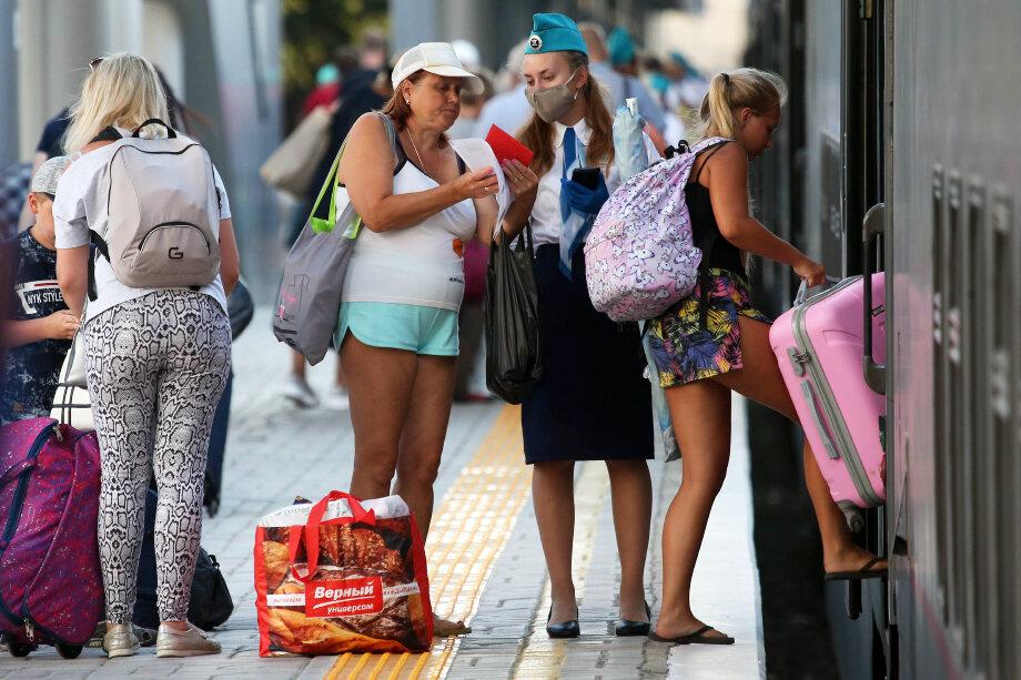 У Крыма есть своя целевая аудитория, которая не зависит от обстановки в мире.