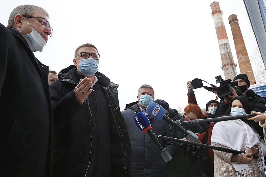 Во время своего визита в Бакал губернатор Челябинской области Алексей Текслер сообщил, что город первым в регионе получил статус «территории опережающего развития».