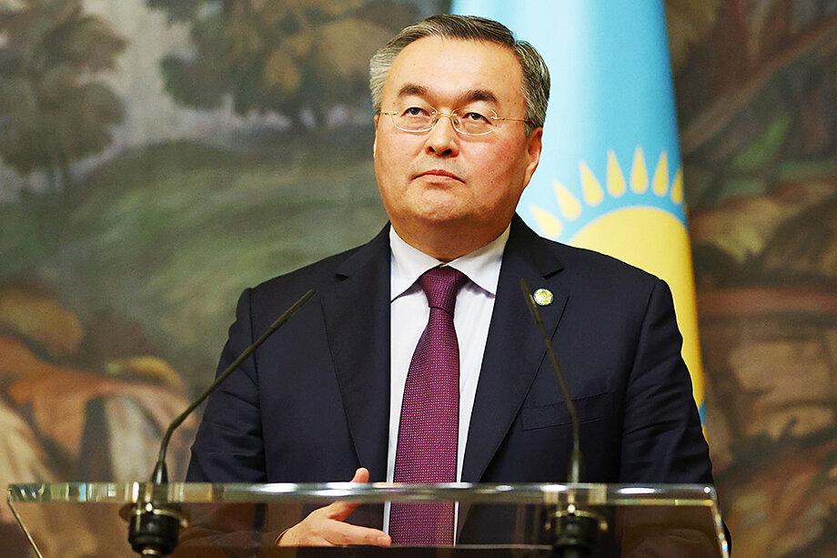 В своей недавно вышедшей статье глава МИД Казахстана Мухтар Тлеуберди пишет, что его страна «действительно стремится к демократизации и политическим реформам».
