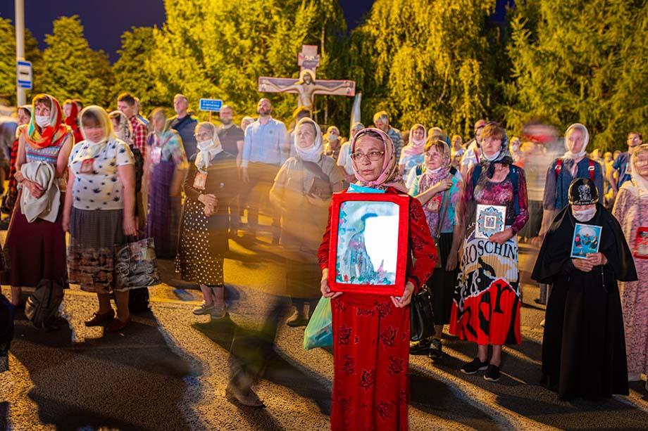 В Екатеринбурге пройдет традиционный крёстный ход.