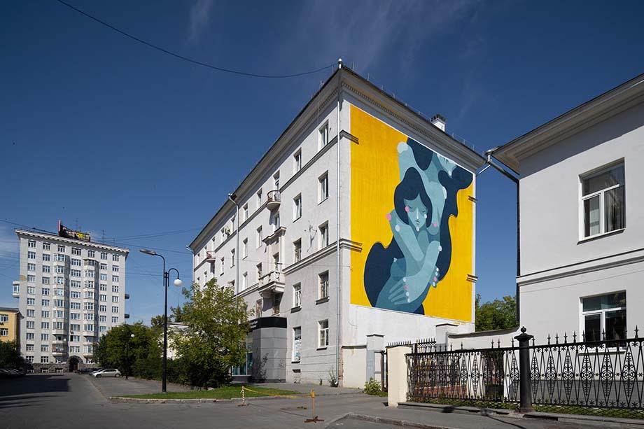 Участники «Стенограффии» впервые создадут арт-объекты в екатеринбургских дворах.