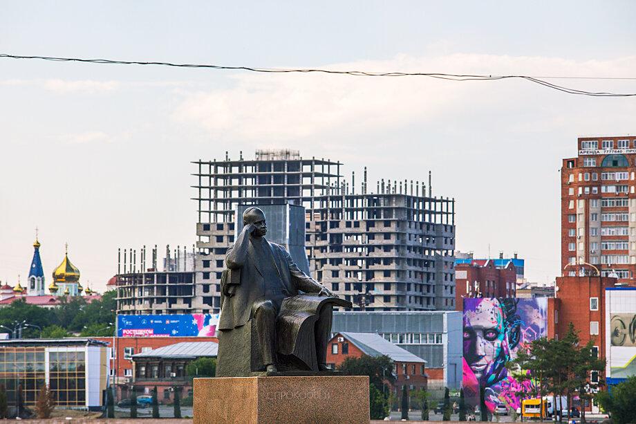Главная проблема Челябинска – отсутствие лица.