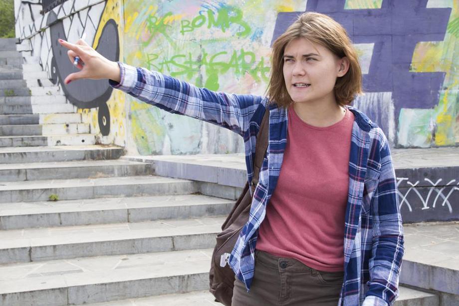 Уличный спектакль-променад Марии Конторович «Мой Екб».