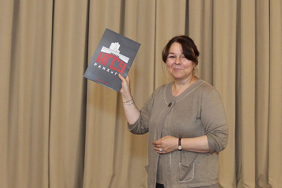 Вторым фигурантом декабрьского дела в отношении должностных лиц РАНХиГС стала Светлана Ларина, декан факультета госуправления экономикой.