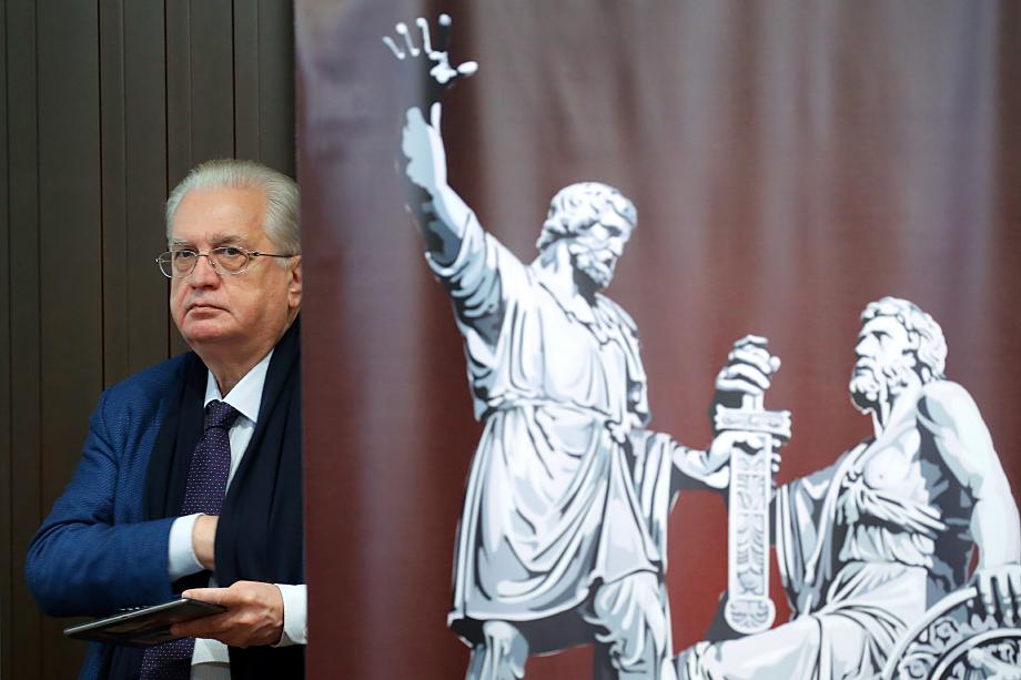 Петербургский список «Единой России» в этом году возглавил директор Эрмитажа Михаил Пиотровский.