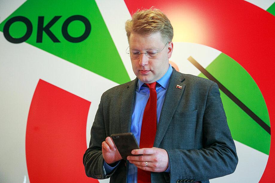 Федеральная часть списка «Яблока» состоит из одного человека – председателя партии Николая Рыбакова.