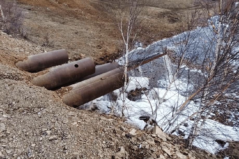 Администрация Учалинского района даже приняла решение пустить через Большие Учалы в Ургун паводковые воды, но это не помогло.