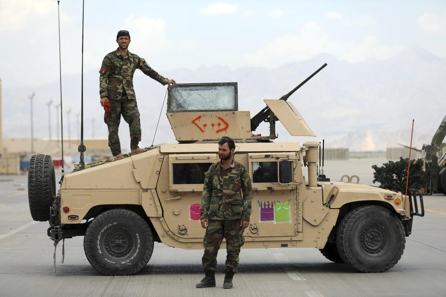 5 июля 2021 года. Опустевшая авиабаза Баграм под Кабулом. Силы США покинули базу ночью без предупреждения, сообщив об этом афганскому командованию лишь через два часа после отбытия.