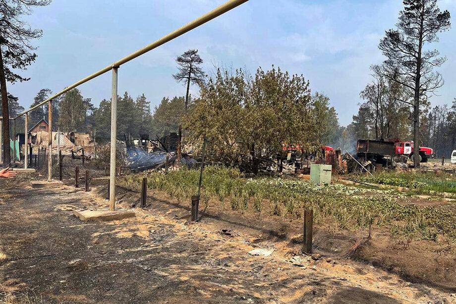 Площадь пожаров в Челябинской области на 10 июля составила 14 тыс. гектаров, площадь активного горения – 20 гектаров.
