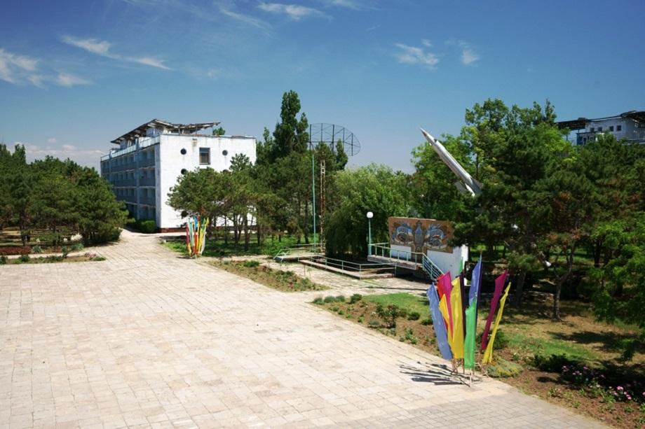 Детский лагерь «Пионер» в посёлке Заозёрное теперь принадлежит Ингушетии.