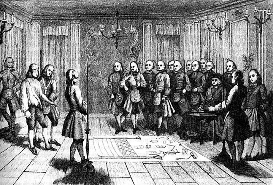 Течение так называемых церковных модернистов началось с вольных каменщиков, которые, внедряясь в ряды священнослужителей, стремились повлиять на направление развития христианской религии и политического строя.