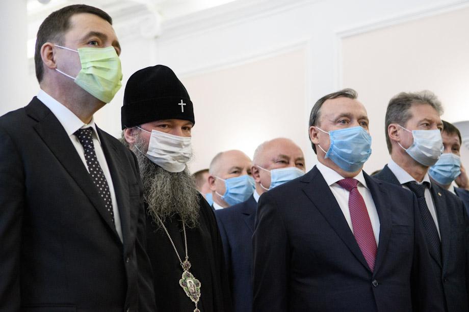 Кремль остался недоволен конфликтом губернатора с верующими.