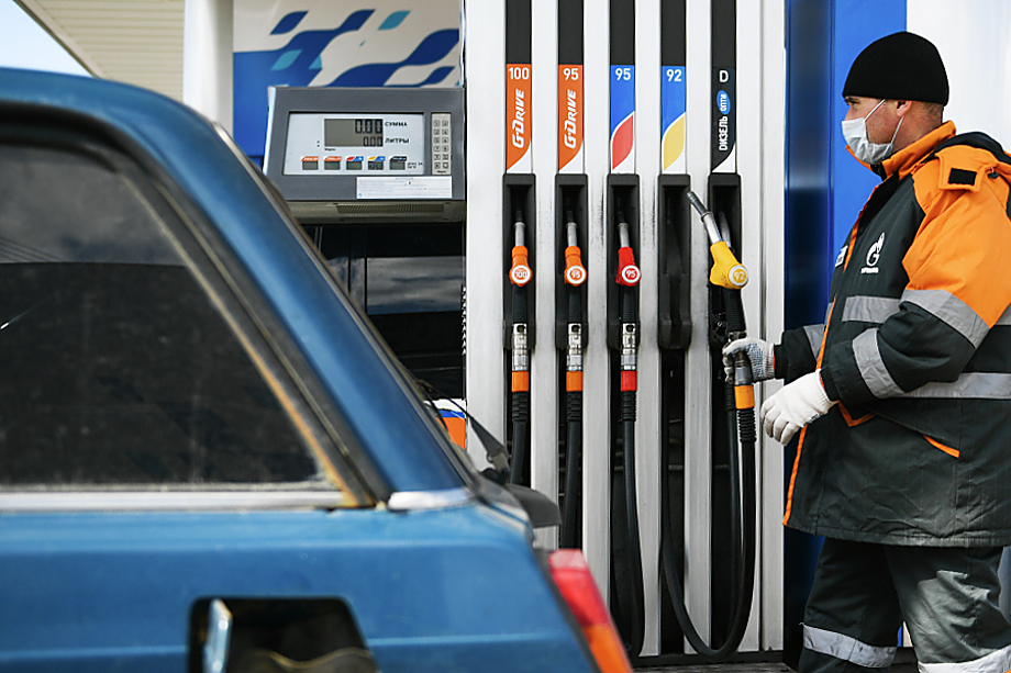 Общая рентабельность АЗС составляет всего 23 копейки за литр топлива.