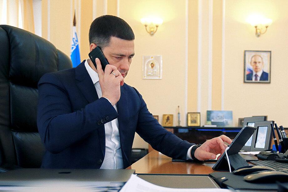 Губернатор Псковской области Михаил Ведерников – яркий представитель молодых губернаторов-технократов.