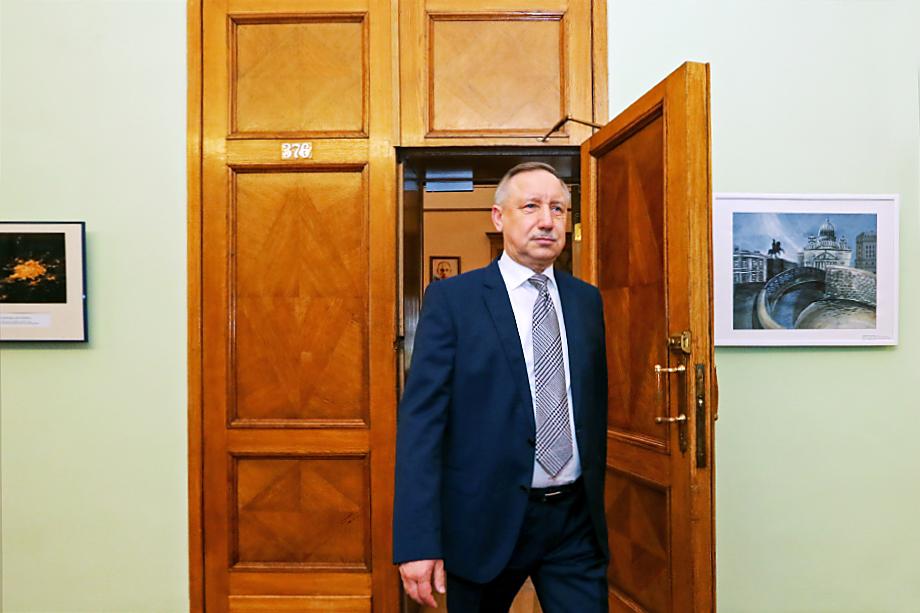 Вопрос о том, уйдёт ли Беглов с поста руководителя Петербурга, будет решаться на самом высоком уровне.