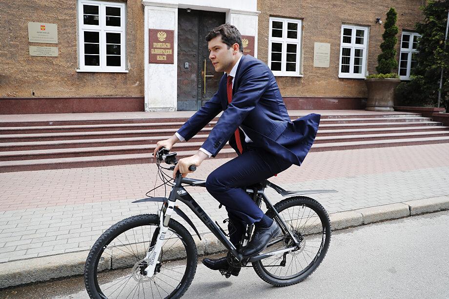 Антон Алиханов – самый молодой губернатор в истории России.
