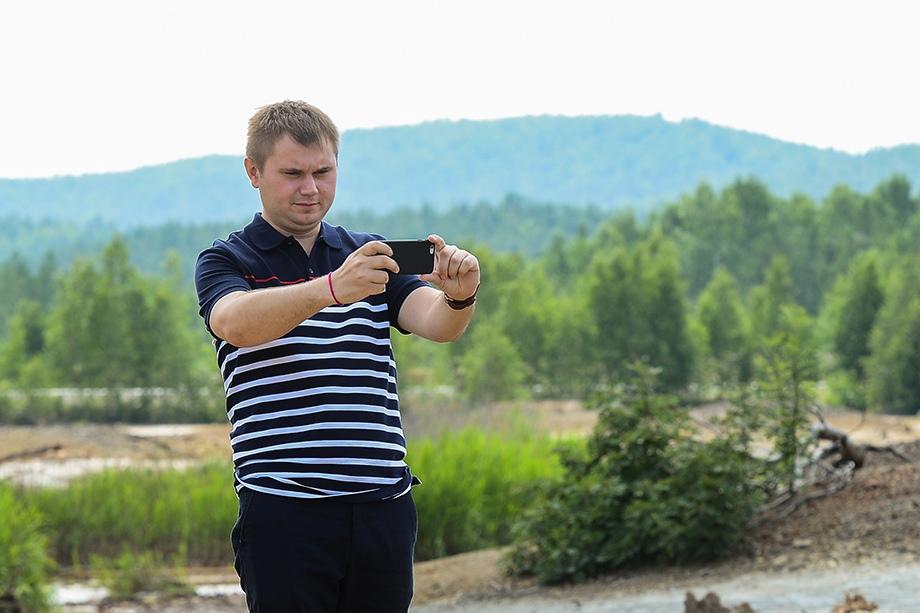 В Челябинской области задержали замминистра экологии Виталия Безрукова.