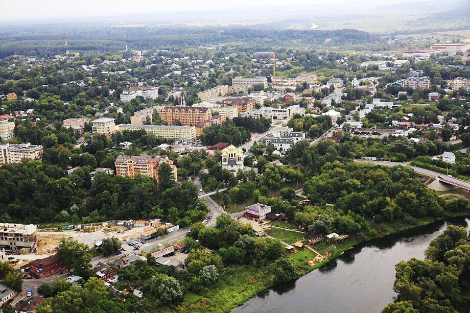 На водоохранных зонах Звенигорода разрешена масштабная застройка.